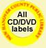 Custom CD/DVD ownership labels