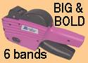 XLPro296P Big Bold Print labeler