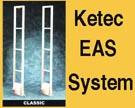 Ketec EAS Item Security Systems