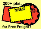 Price Cards - Hi-Impact- 200+ pack order with Free Freight