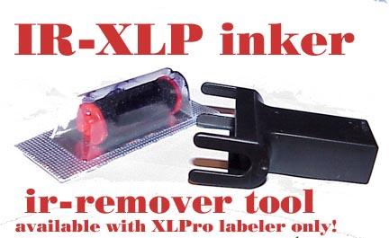 TXM & XLPro Ink Roller (Inker) for all TXM & XLPro 1 & 2 line labelers.