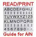 TXM25-10-(EA) 10 band A/N Labeler