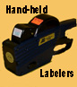 Labelers, hand-held