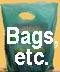 Bags, Poly Mdse, Kraft Bags, & Paper rolls, etc